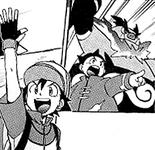 Tatsuki Emboar F14 manga.png