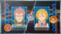 Pokemon del tabellone di Dino