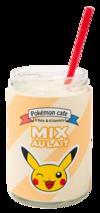Pokémon Café Mix Aulait (Pokémon Café Omega Ruby and Alpha Sapphire).png