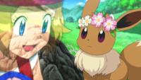 Un felice incontro tra i fiori!