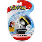 Figure Vulpix Forma Alola 2 pollici con Chic Ball della Wicked Cool Toys - Collezione Pokémon Clip 'N' Go Poké Ball Series 2 2019.jpg
