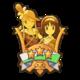 Masters Emblema Fiori per la felicità 3★.png