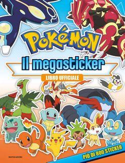 Pokémon Il megasticker libro ufficiale.jpeg
