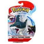 Figure Sharpedo 4.5 pollici della Wicked Cool Toys - Collezione Pokémon 4.5 Inch Figure Battle Deluxe Action 2019.jpg