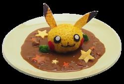 Curry Pikachu (Pikachu Café).png