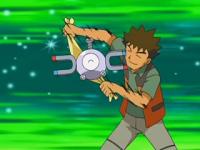 Magnemite di Brock