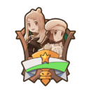 Masters Emblema Due dolci amiche 1★.png