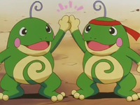 I Pokémon pon pon