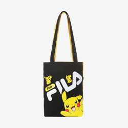 Fila x Pokemon Borsa in tessuto con manici Pikachu FS3BCA5411X YEW.jpeg