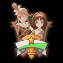 Masters Emblema Fiori per la felicità 1★.png