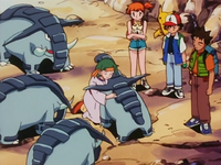 Avventura fra le rocce