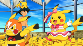 Hoopa Pikachu Wrestler Pikachu Confetto.png