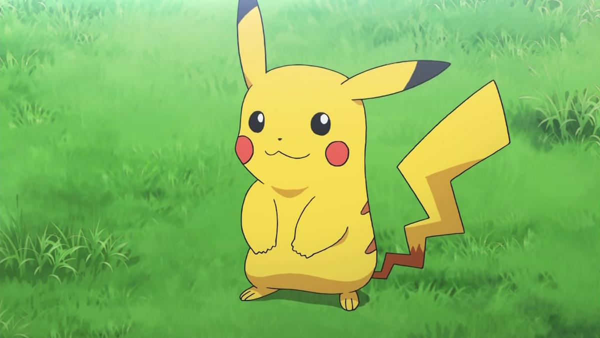 Pikachu di Rosso (gioco) - Pokémon Central Wiki