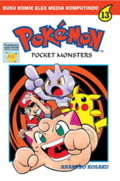 Pokémon Pocket Monsters ID volume 13.png