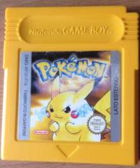 pokemon versione giallo verde