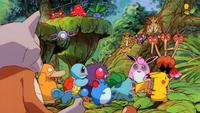 Pikachu - il salvataggio