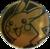 XYTK Gold Pikachu Coin.png