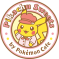 Pokémon Café Pikachu Sweets logo.png