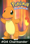 Cartolina 11 PC0161 Pokémon 04 Charmander GB Posters.png
