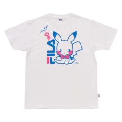 Fila x Pokemon Japan Limited Edition T-shirt Psycho Soda Pikachu 2019 4521329274263 4521329274270.png