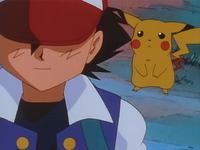 Addio Pikachu!