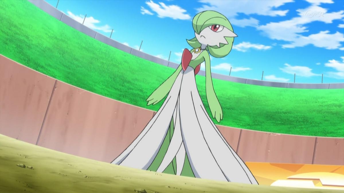 Gardevoir di Diantha - Pokémon Central Wiki