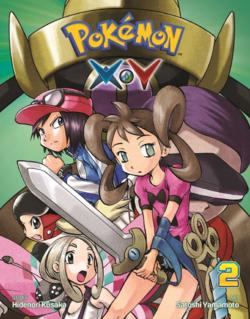 Pokémon Adventures XY VIZ volume 2.png