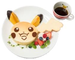 Dolce Frittella di Pikachu (Pokémon Café Omega Ruby and Alpha Sapphire).png