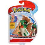 Figure Decidueye 4.5 pollici della Wicked Cool Toys - Collezione Pokémon 4.5 Inch Figure Battle Deluxe Action 2018.jpg