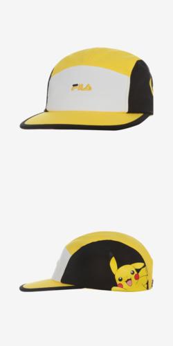 Fila x Pokemon Cappello Pikachu FS3CPA5411X YEW.png