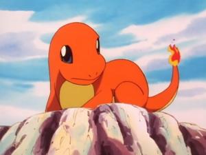 Charmander – The Stray Pokémon