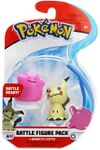 Figure Mimikyu e Ditto 2 pollici della Wicked Cool Toys - Collezione Pokémon 2 Inch Figure Battle Packs Series 2 2019.jpg
