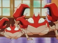 Krabby di Gary