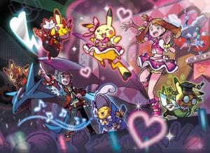 Gara pokémon pokémon central wiki