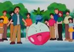 Esibizione Pokémon Oddish Electrode.png