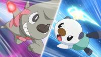 La terza lotta di Ash e Diapo!
