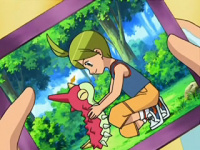 Il Pokémon ritrovato!