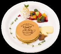 Pancake alla frutta del Pokémon Café (Pokémon Café Tokyo DX).png