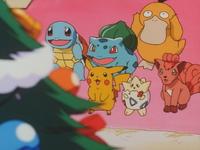 Natale con i Pokémon