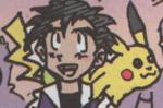 Newspaper Ash Pikachu.png