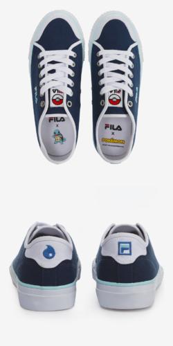 Fila x Pokemon Classic Kicks B Squirtle FS1SIA1222X NAV.png