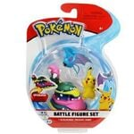 Figure Muk Forma Alola, Zubat e Pikachu da 2 3 e 4.5 pollici della Wicked Cool Toys - Collezione Pokémon Battle Figure Set 2019.jpg