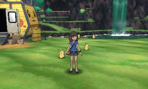 Valle dei Pikachu