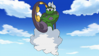 Tornadus di Dr. Zager