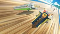 A High-Speed Awakening!