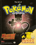 The Art of Pokémon The First Movie cover.png