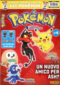 Rivista Pokémon Il Magazine Ufficiale 6 - 3 novembre 2017 (Panini Magazines).png