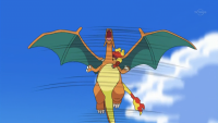 Ash Charizard Sottomissione Aerea.png