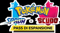 Pokémon Spada e Scudo - Pass di espansione logo.png