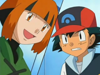 L'Esperta di Pokémon d'Erba